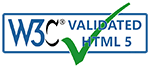html5 w3c validated